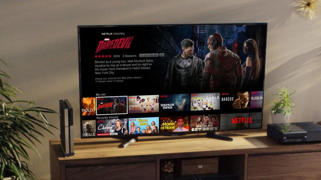 Televizor bun pentru netflix in 2019