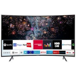 recomandare televizor 4k samsung curbat pentru sufragerie 2020